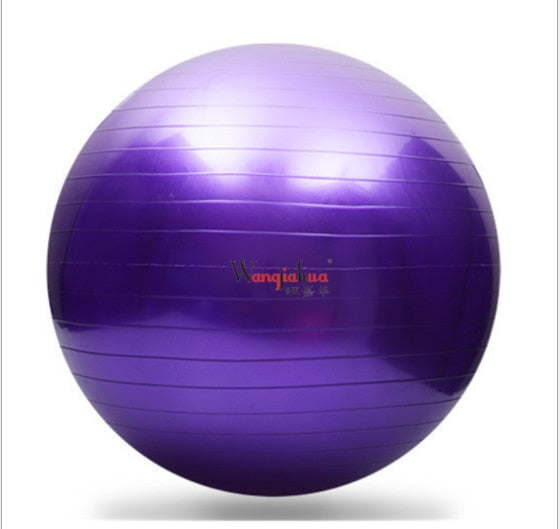 Exercise ball Sports Yoga ball Bola Fitness Gym inflatable balance ball Exercise Workout Massage Ball Pilates ball 85cm/95cm