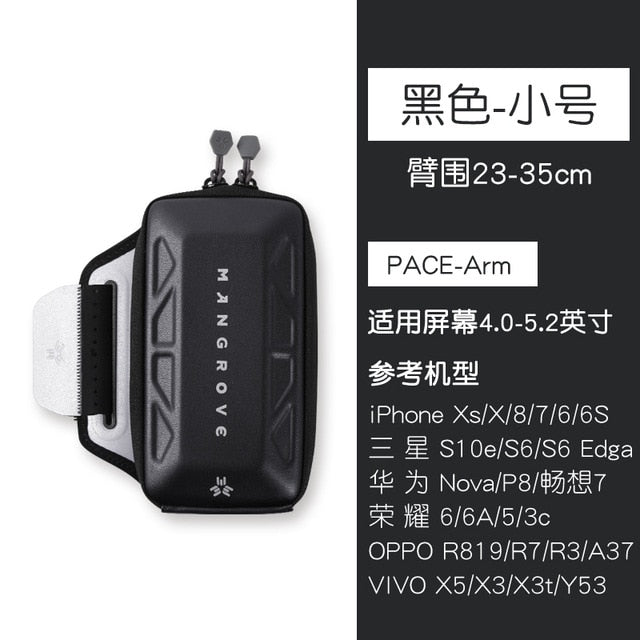 Waterproof Arm bags Running bags New Mini purse Arm Bag Phone bag High quality Running Sports Bag Fitness Arm Bag Running belt