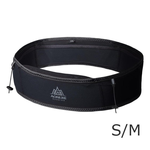 AONIJIE W938S Slim Running Waist Belt Jogging Bag Fanny Pack Travel Money Marathon Gym Trail 6.9in Mobile Phone Holder