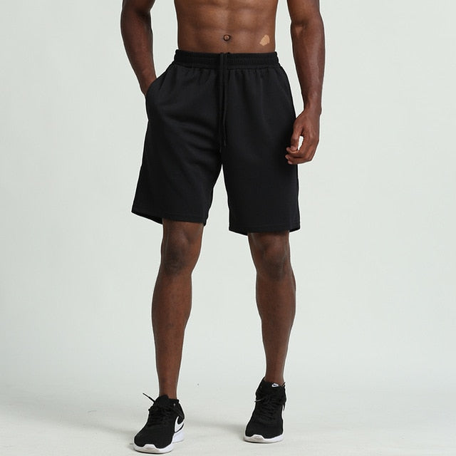 Men's Shorts Gym Men Sports Athletic Running Sport Fitness Mens Basketball Jogging Quick Dry Man Short Pants New 2020