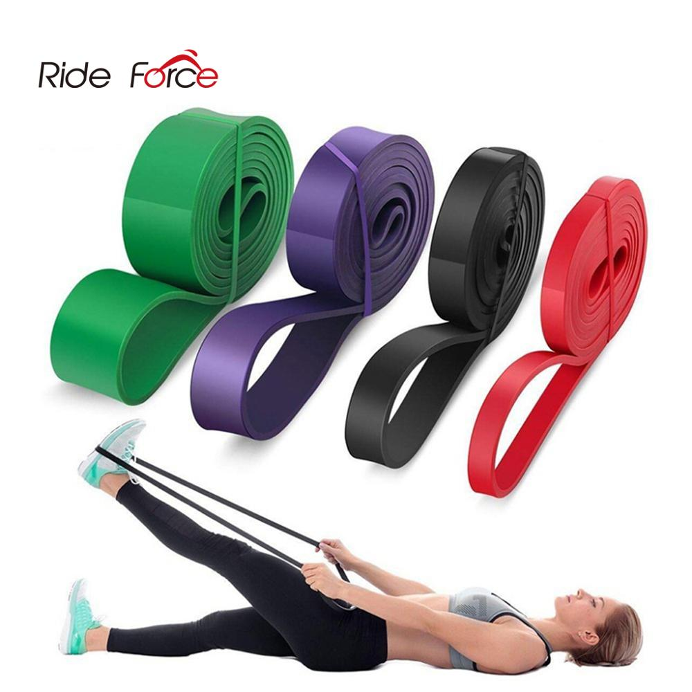 Gym Fitness Resistance Bands Yoga Stretch Pull Up Assist Bands Rubber Crossfit Exercise Training Workout Equipment
