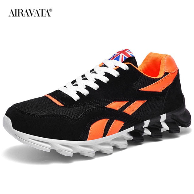 Women and Men Sneakers Breathable Running Shoes Outdoor Sport Fashion Comfortable Casual Couples Gym Shoes