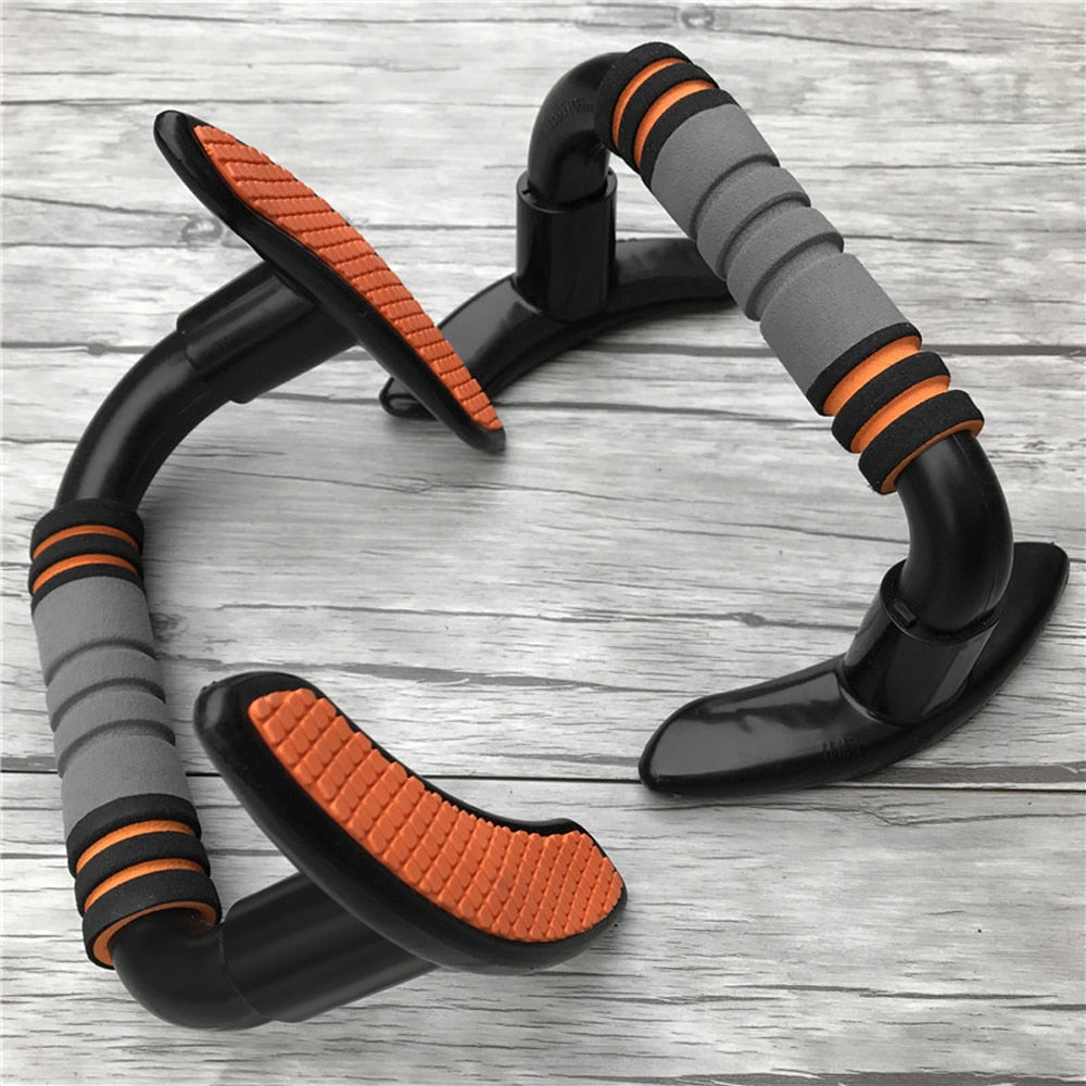1 Pair/2PCS Push up Bars Push-ups Handles Push up Stand Bars Sports Grips Fitness Equipment