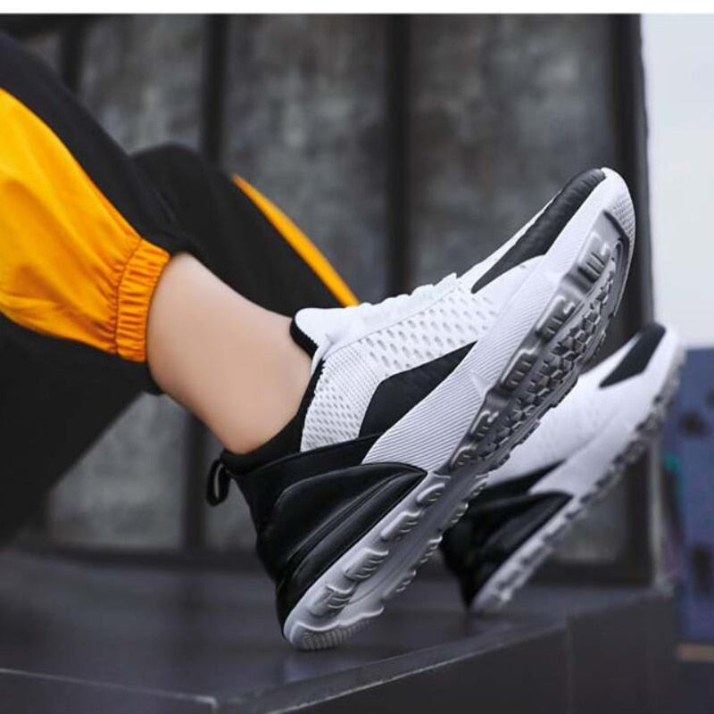 Dropshippers Links Breathable Walking Sneakers New Mesh Men Casual Shoes Lightweight Comfortable Zapatillas Hombre G38