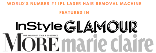As Seen In MarieClaire, InStyle, Glamour & More