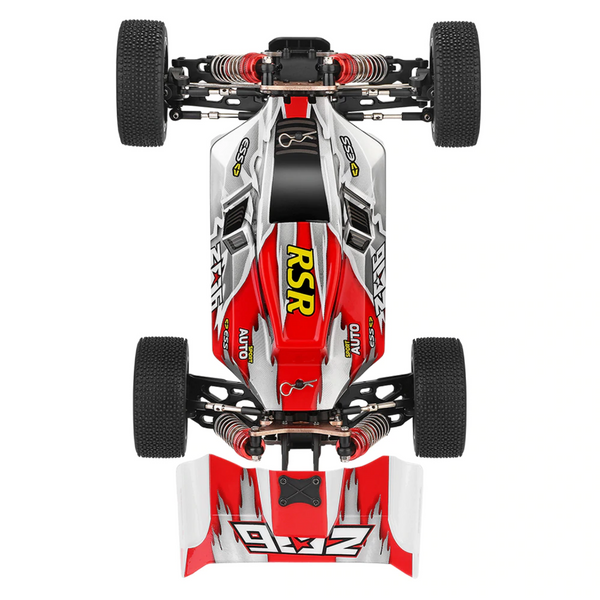30 mph rc cars red