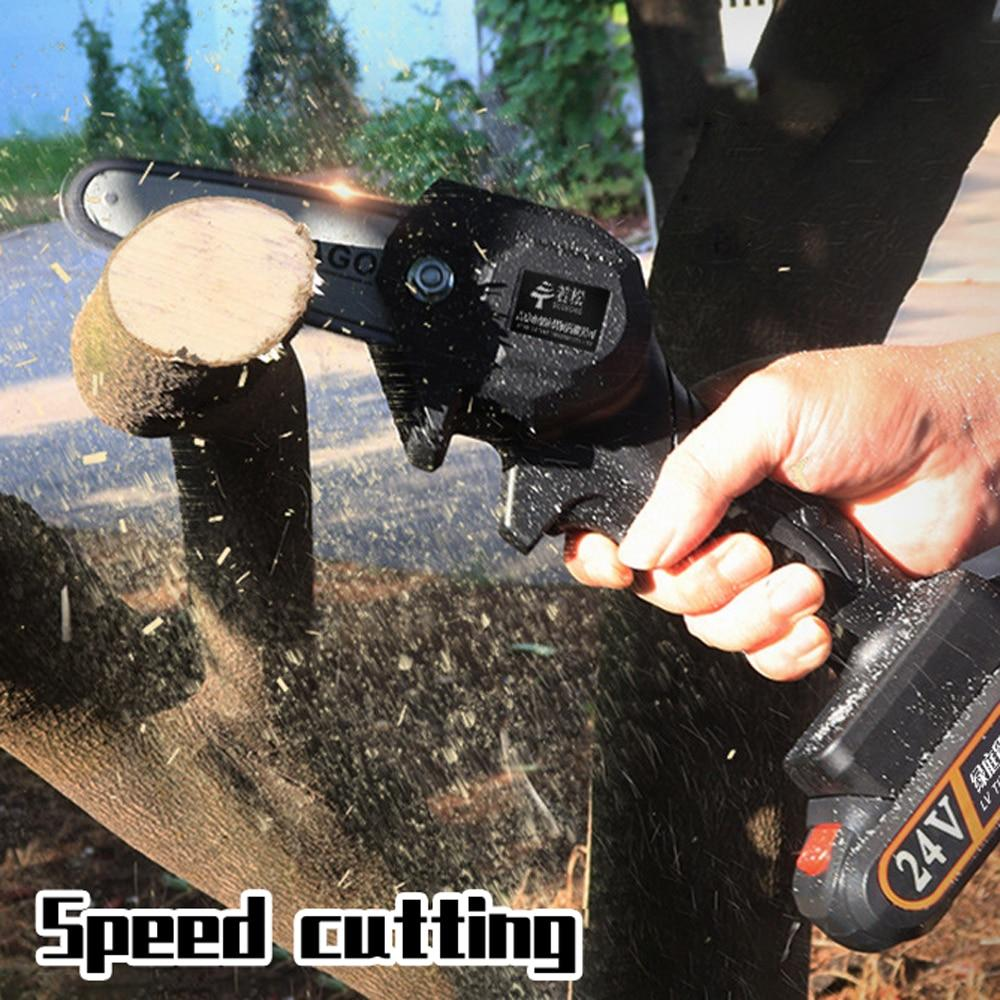 chainsaw for women
