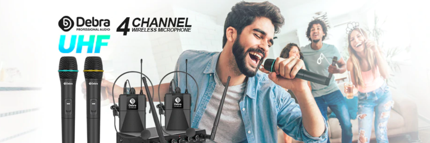 USB Mixer 6 Channel