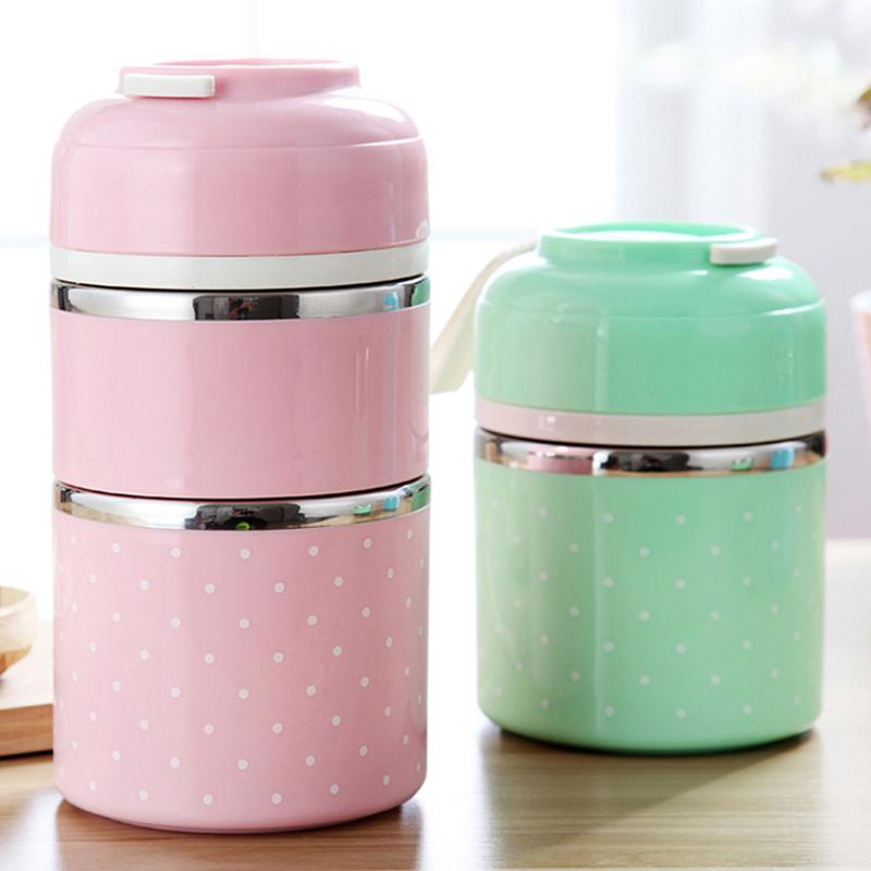 Stackable Lunch Bento Box