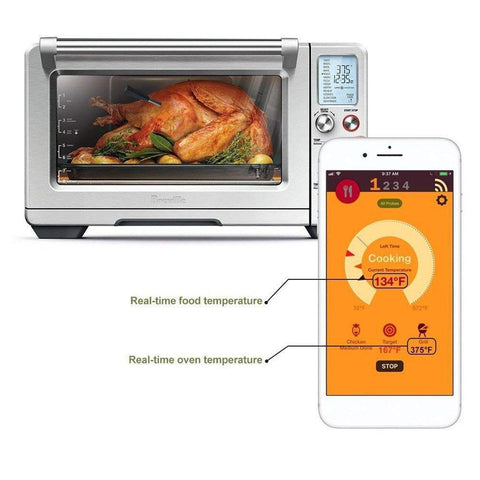 digital bluetooth meat thermometer