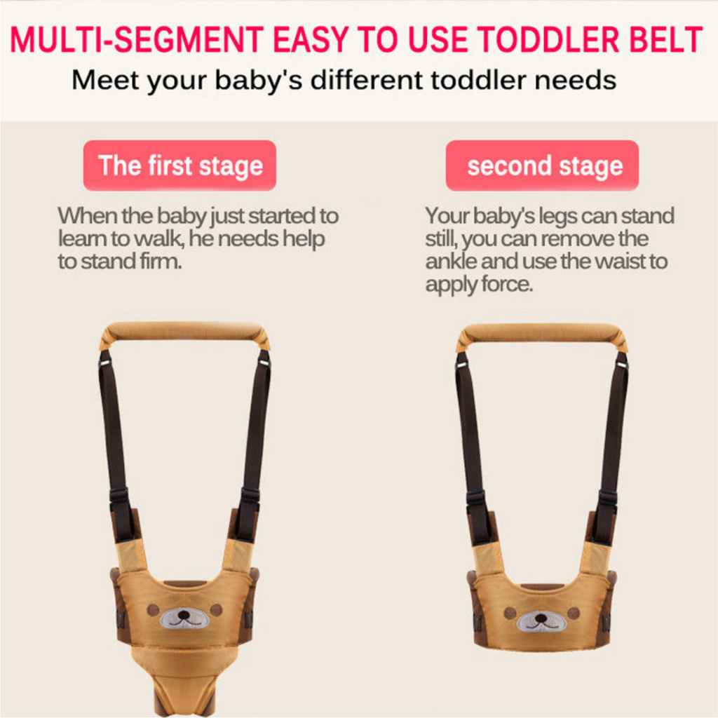 baby walking safety harness