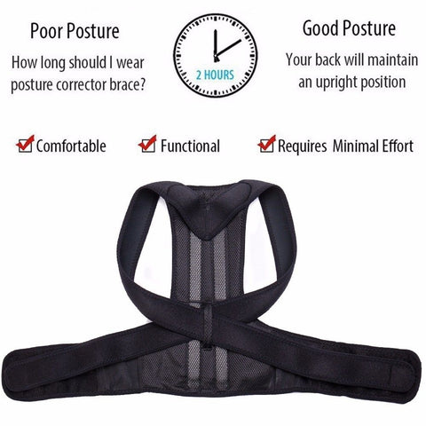 back braces to improve posture