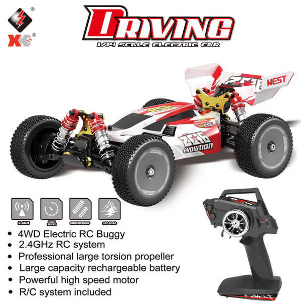best 30 mph rc car