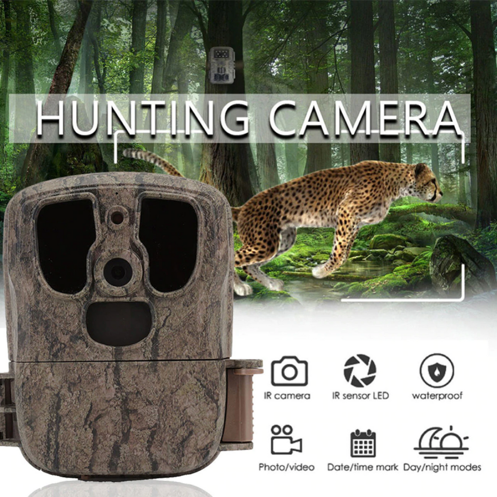 best hunting video camera