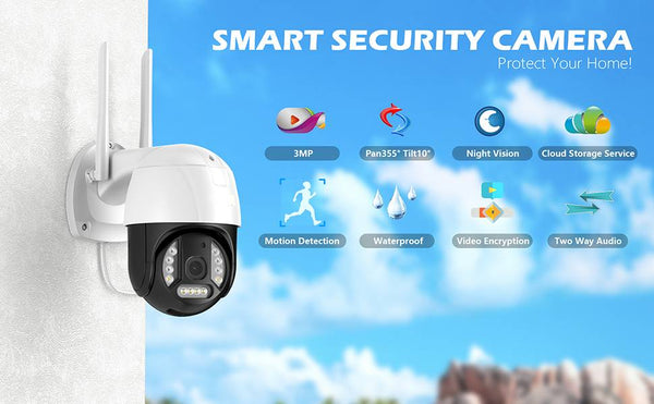 best wifi home security cameras