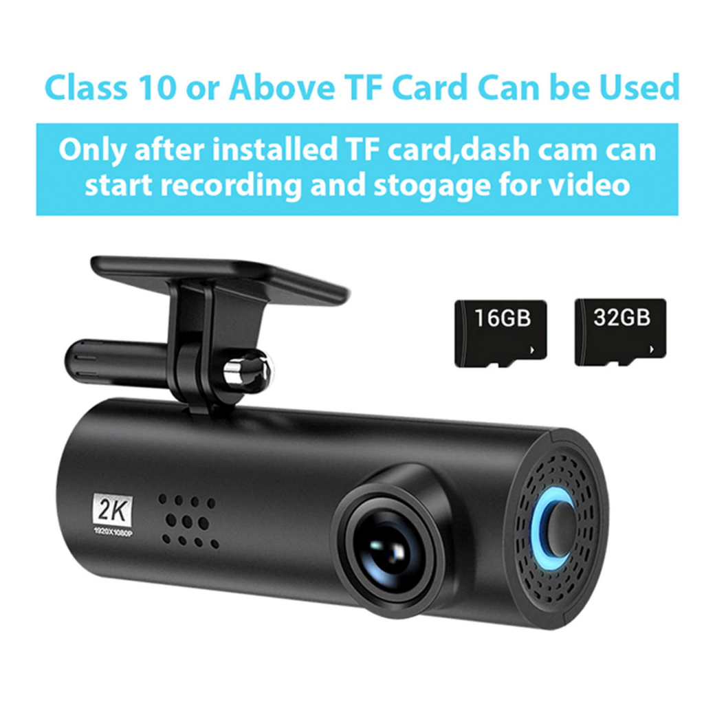 best dash cam with wifi