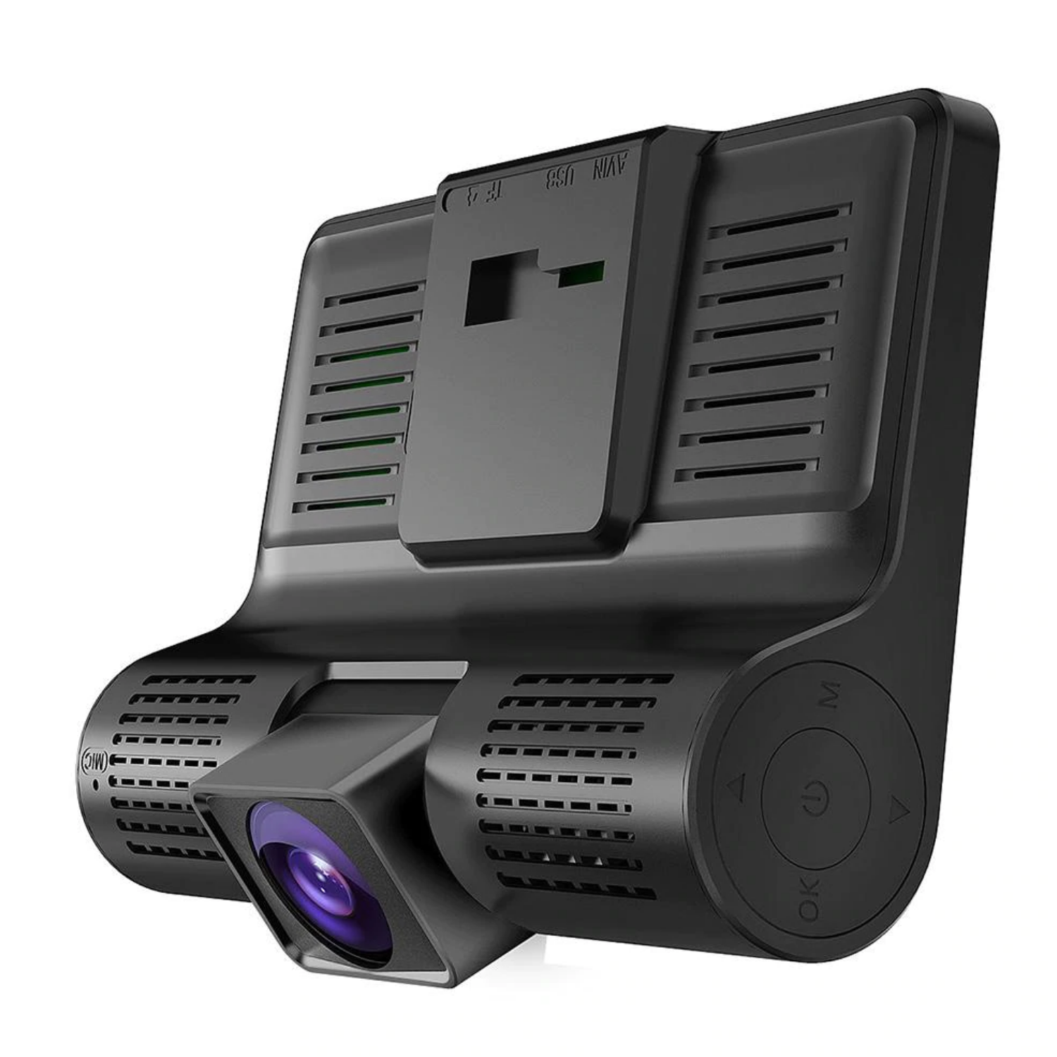 dash cam front and rear camera