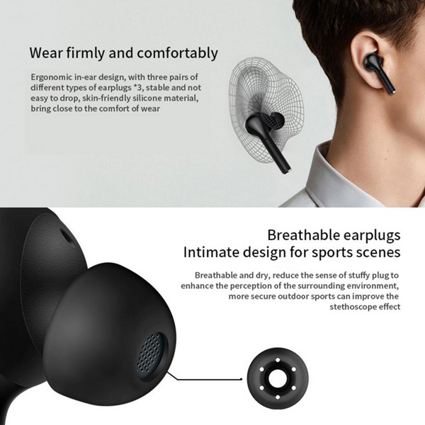 earbuds headphones wireless