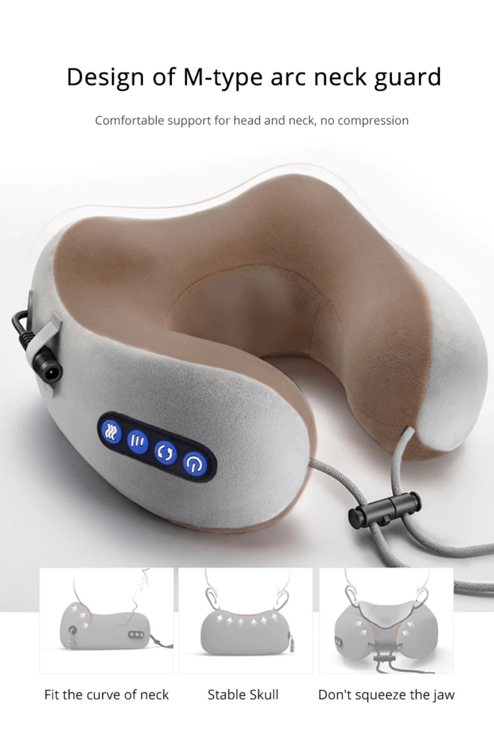electric neck massage