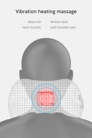 electric neck massage products