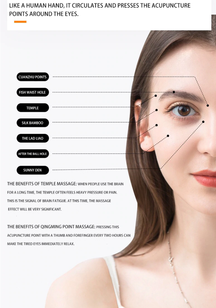 eye massage for bags