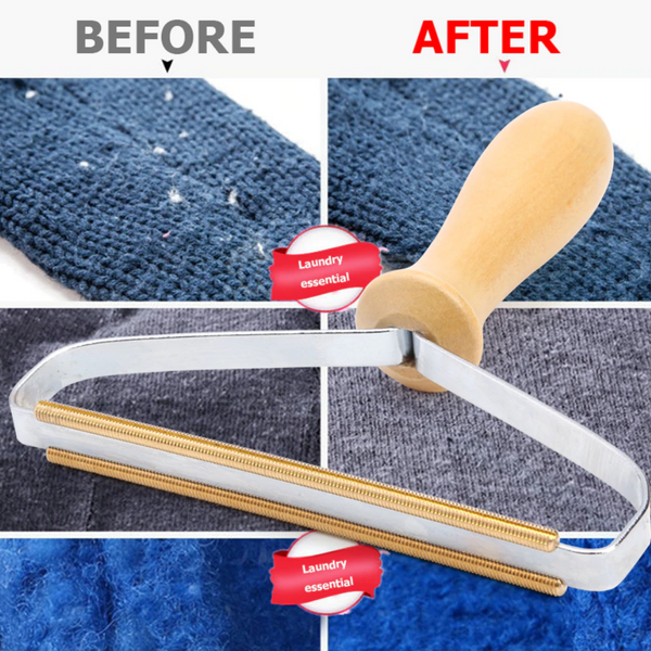 fabric pilling remover