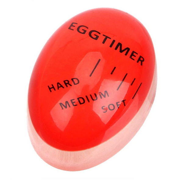 hard boiled egg timer