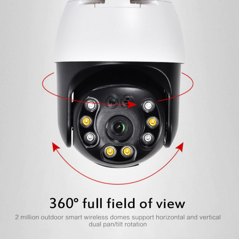 home outdoor security camera systems
