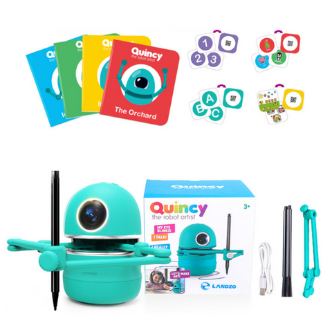 intelligent drawing robots for kids