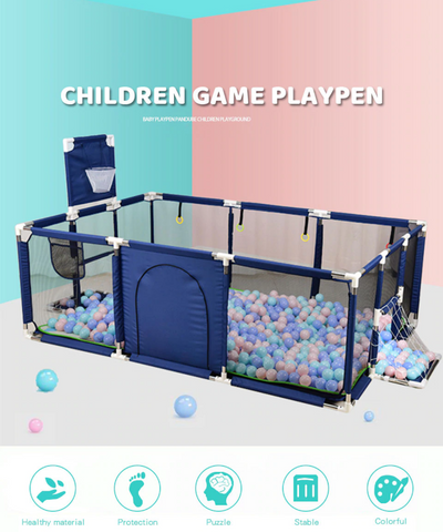 large playpen for baby