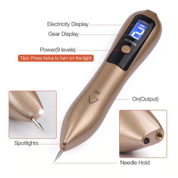 mole and spot removal pen