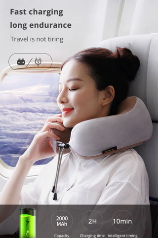 neck back massager electric