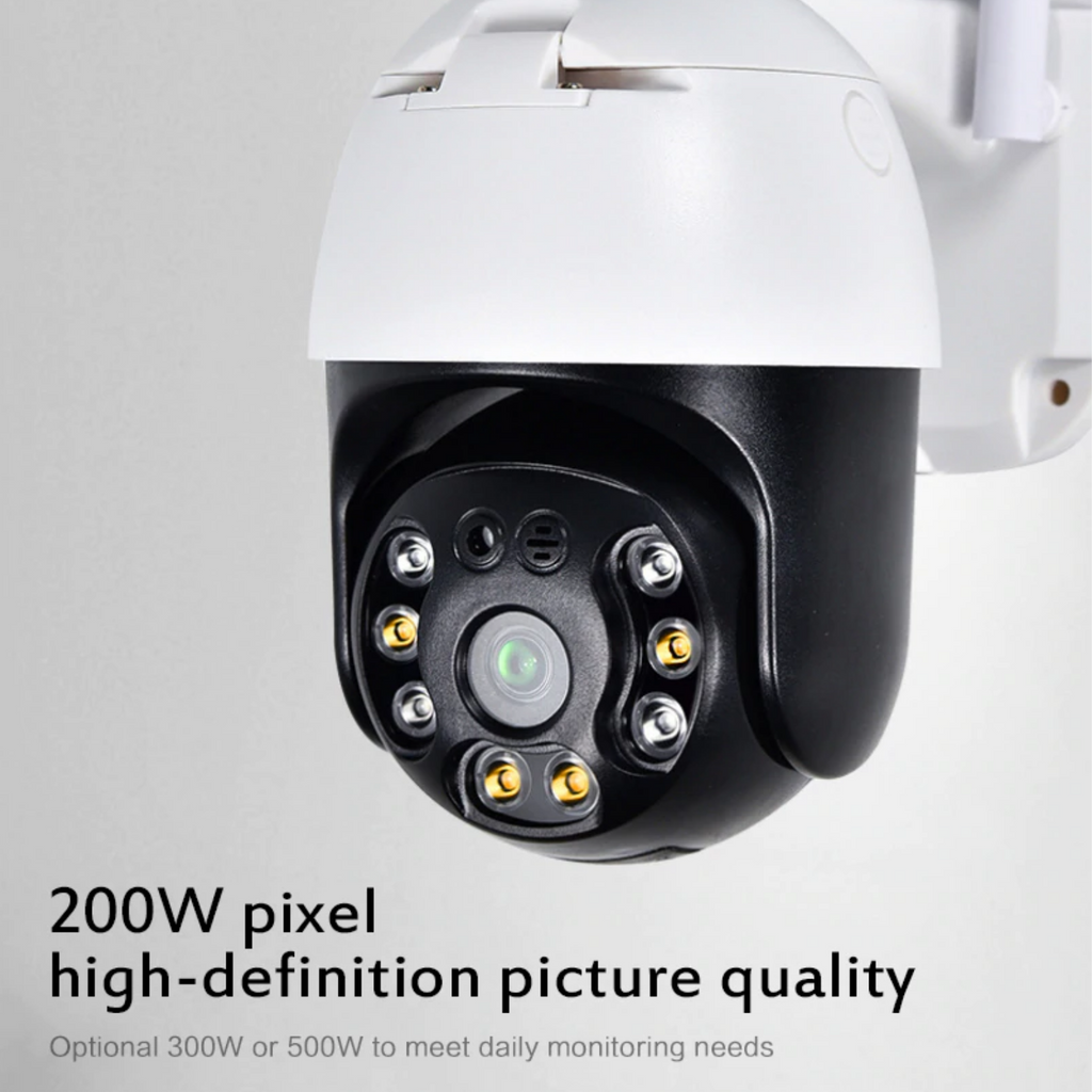 outdoor security cameras for home