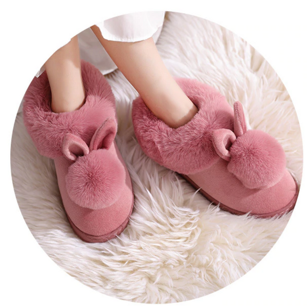 slippers bunny