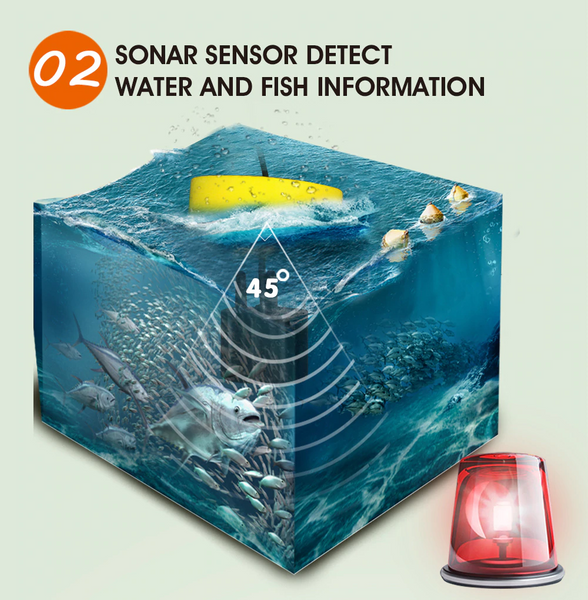 sonar fishing