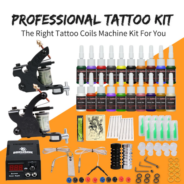 tattoos kits for sale