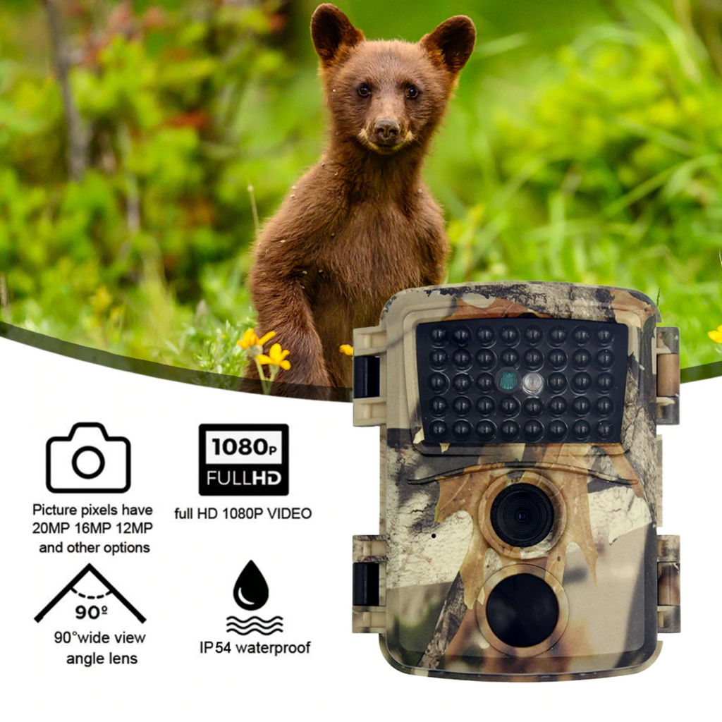 video camera for hunting