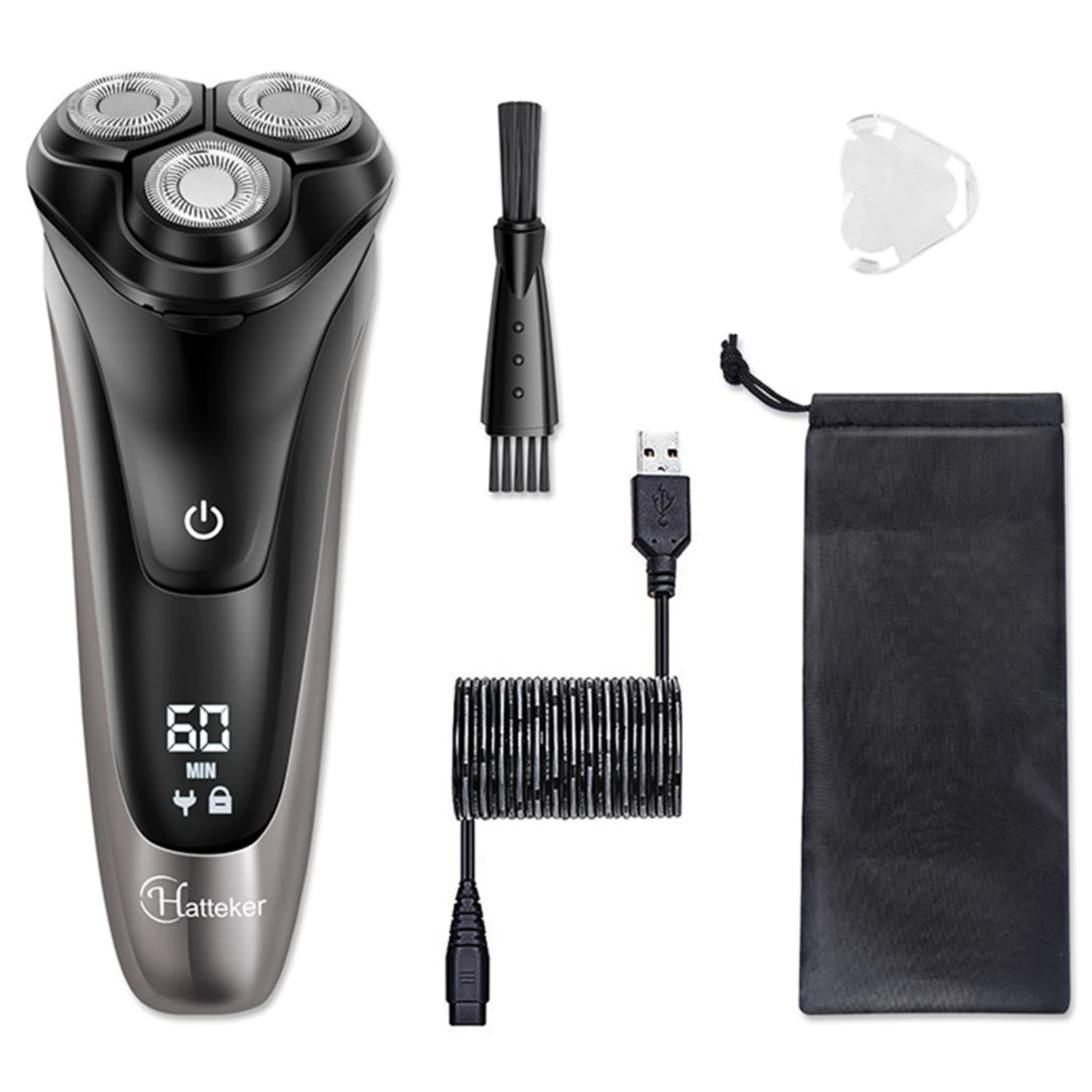 wet dry electric shavers