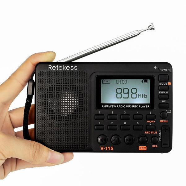 what is shortwave radio