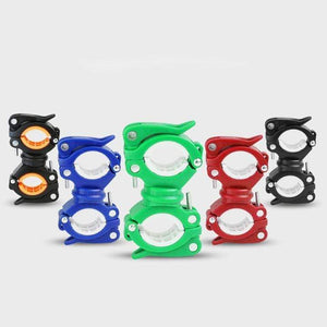 Rotatable Bicycle Light Bracket