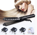 Tourmaline Hair Straighteners Ceramic Ionic Flat Iron Professional Glider