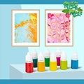 Water Marble Painting Kit Creative Art for Kids Artistic Beginners