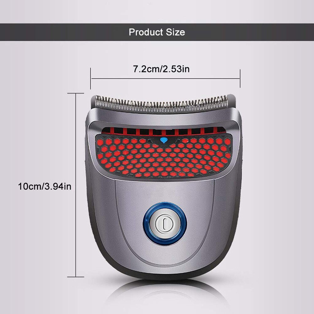 best electric shaver head bald