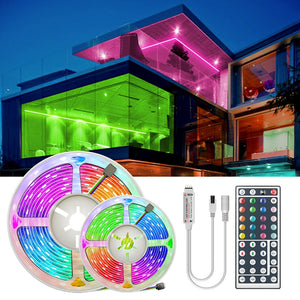 LED Strip Outdoor Lights