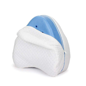 Orthopedic Knee Pillow Memory Foam Leg Pillow nee Foam Support Pillow