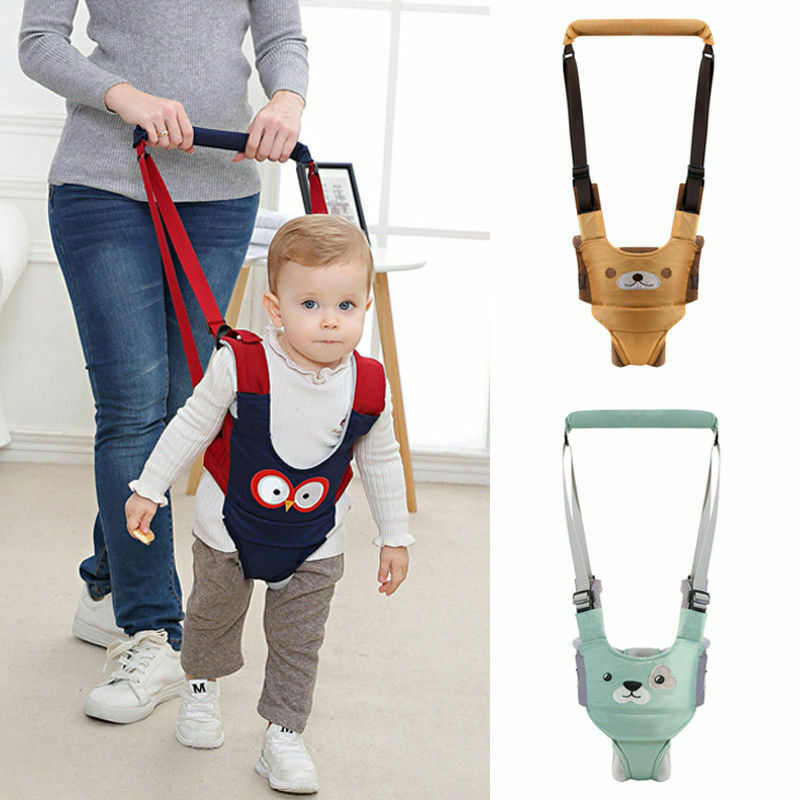harness baby walking
