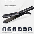 Hair Straightener Professional Glider Ceramic Tourmaline Ionic Flat Iron, Straightens & Curls with Four Adjustable Temperatures, Hair Treatment Styling Tools, Wide Plate for All Hair Types, Frizz Free