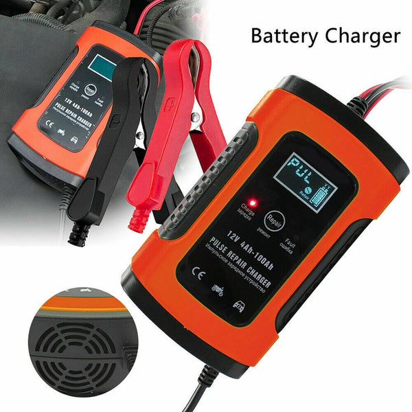 battery motorcycle charger