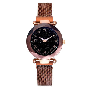 Creative Magnet Star Watch Luxury Starry Sky Women's Watch