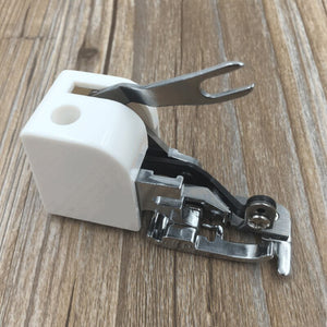 Domestic Sewing Machine Parts Side Cutter, Hemming Presser Foot